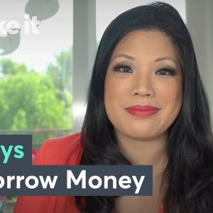 Five Ways To Borrow Money If Your Bills Are Piling Up