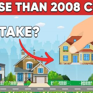 Why The Housing Crash Is Not Happening - I Wish I Knew This Before Buying a House