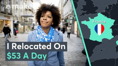 I Live On $53/Day In France | Relocated